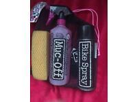 Muc-Off Bike Cleaning Set bike spray motorbike set
