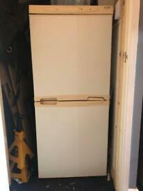 Fridge Freezer Medium Size 140cm High