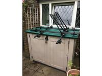 For sale two bike roof rack