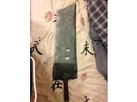 Clouds strife Buster sword hand made