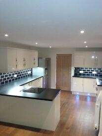 1 BED 2 Bathrooms, Hugh, Brand New luxury flat to let