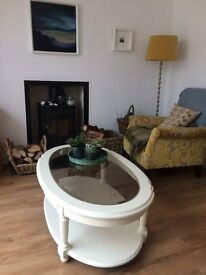 Vintage Occasion Coffee Table