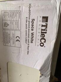 Tileco tiles 47 space white