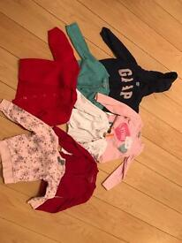 Girls clothing bundle 2-4