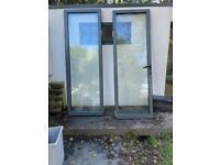 French Doors aluminium