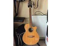 Takamine acoustic