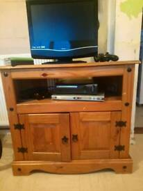 Solid wood Mexican pine unit