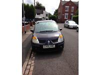 Renault Modus spares/repair