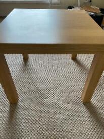 Habitat End Table - Oak Effect