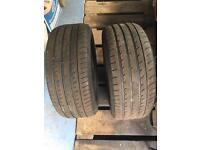 Toyo proxes tyres