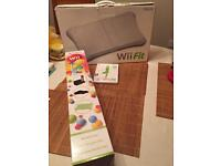 Nintendo Wii Fit Game, Wii Fit Balance Board and Wii Fit Accessory Pack- new and unused