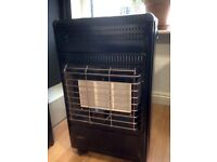 Free standing gas calor gas heater