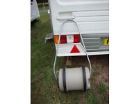 Aquaroll water carrier 29ltr. with handle