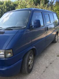 VW T4 Diesel 800 Special Blue. Recent reconditioned engine fitted.