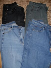Ladies Jeans - Size 16