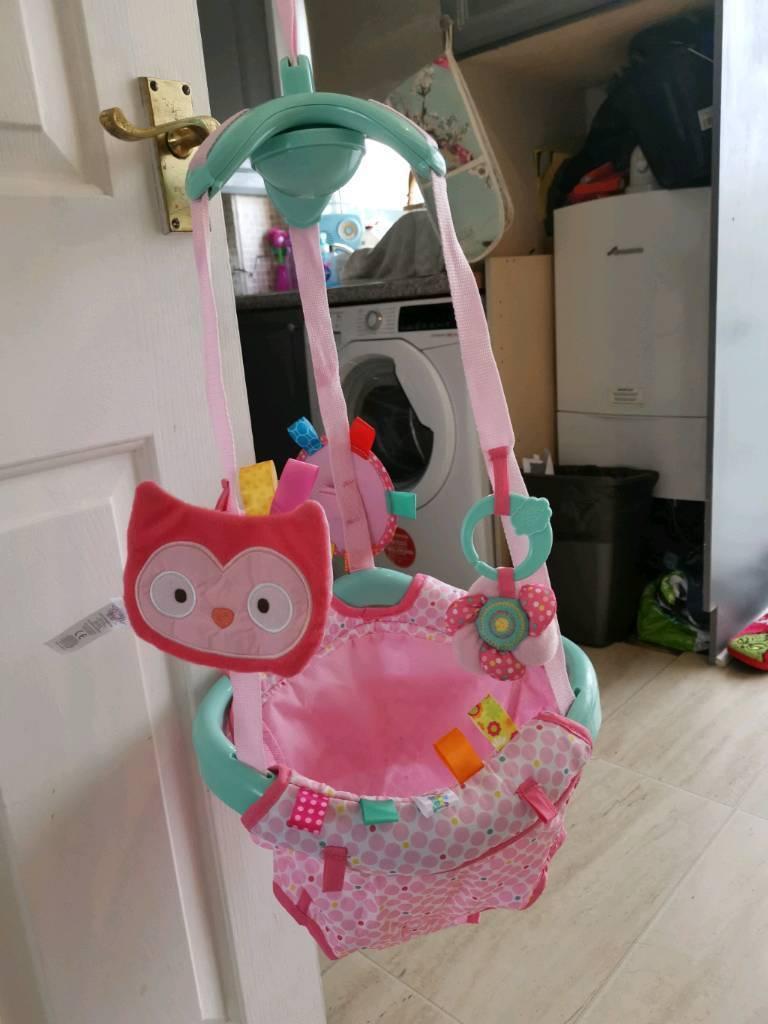 9ddd00f557 Baby girls swing