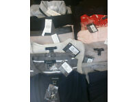 ALL ITEMS BNWT. Size 10. 12 items. Mainly Atmosphere. Boyfriend jacket - Chase. Trousers S Jersy.