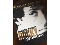 Sylvester Stallone ROCKY Anthology- Ultimate Collection