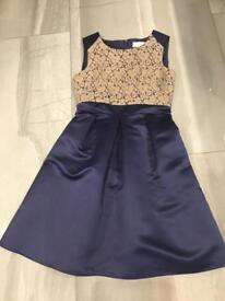 Purple Almari Dress