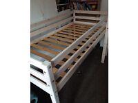 FREE: single Mid sleeper cabin bed/ no mattress