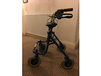 Dulux Walker Zimmer with Wheels-Very High Quality