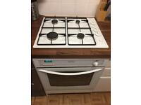 Integrated hobs oven & hood fan