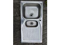 ASTRACAST stainless steel sink 1.5