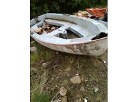 Fishing boat (needs a good bit of work)