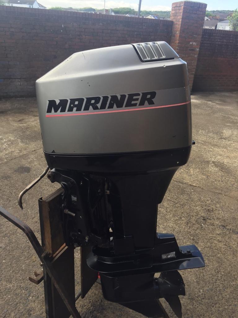 Mariner 75hp 2stroke outboard/ motor, boat, rib