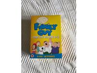 Family Guy DVD box set