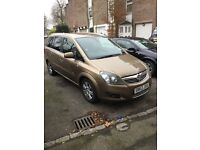 Vauxhall zafira with PCO license expires in 03/07/2017 in good condition