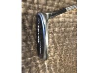 Odyssey golf putter. Right handed.