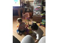 Childminder with spaces available Ofsted registered grade good I work around each child equally