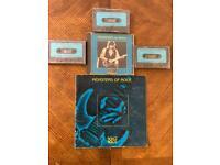 Monsters of Rock CD /Tape Great Rock legends