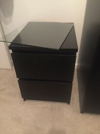 Ikea Bedside Chester Draws