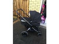 Mothercare 3 in 1 Travel System