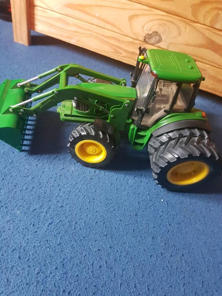 Children's john deere tractor