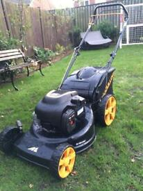 McCulloch M51-140wr self propelled petrol lawnmower. 2017 model.