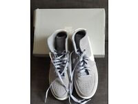 e344aee7beaf9 Brand New Pair of Nike Air Force 1 Mid For Men Wolf Grey White  07