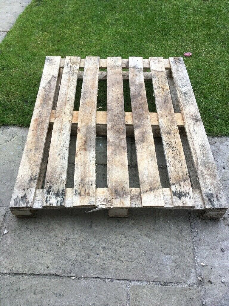 Wooden Pallet   in Jordanhill, Glasgow   Gumtree