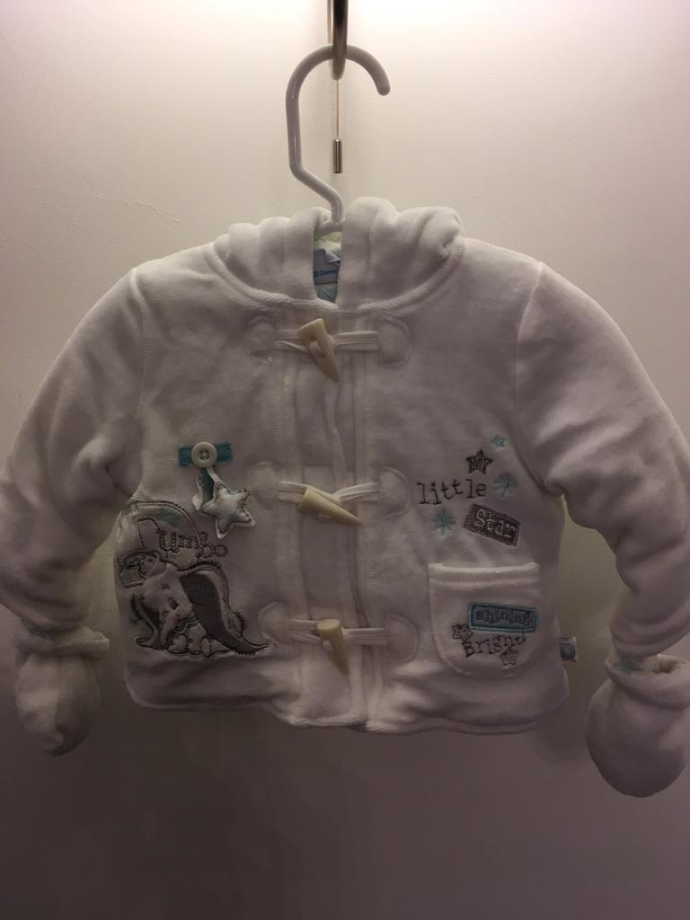 New born Disney coat