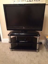 37inch TVs and stand
