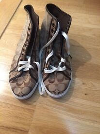COACH sneaker authentic stylish