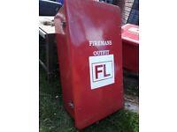 industrial fibreglass storage box