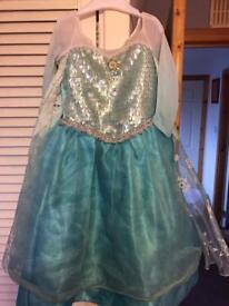 Disney store Elsa dress