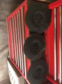 3 x Vw t4 centre caps for wheels