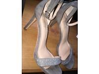 Size 5 high heels