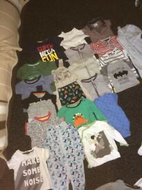 Baby boy's 9-12 month bundle