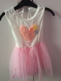 Girls dress new age 1-2