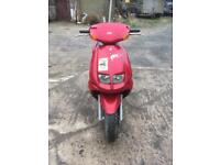 Jet moped 49 cc , mot Feb 2019